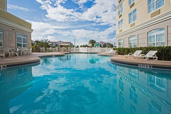 Country Inns & Suites By Carlson, Cape Canaveral: CountryInn&Suites CapeCanaveral  Pool