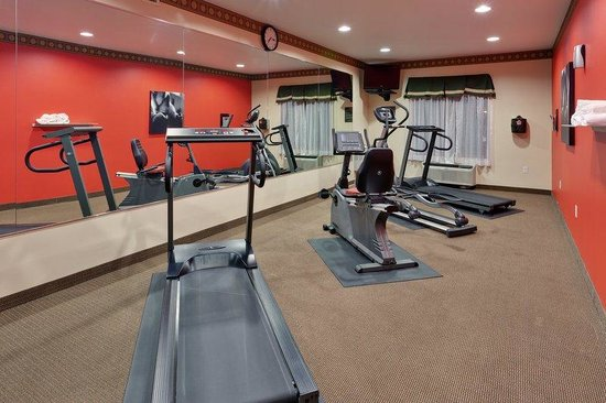 Country Inn & Suites Loudon: CountryInn&Suites Loudon  FitnessRoom
