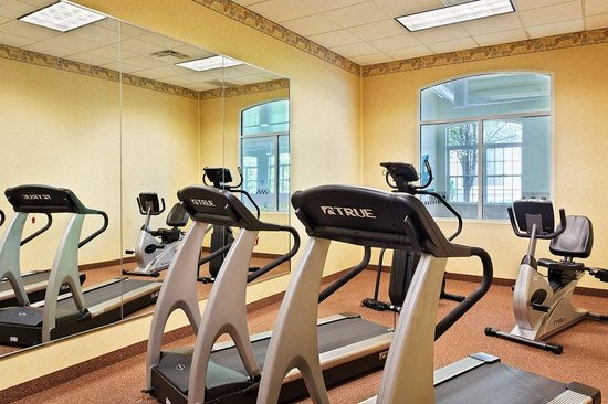 Country Inn & Suites Elk Grove: CountryInn&Suites ElkGroveVillage FitnessRoom
