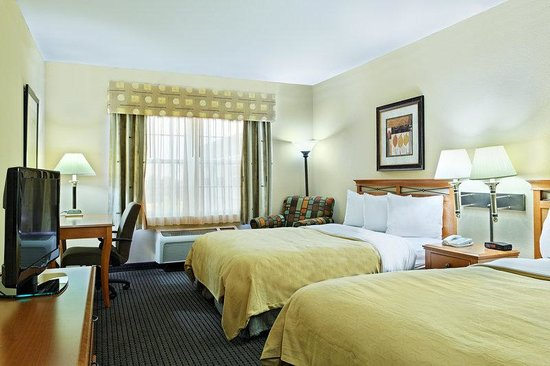 Country Inn & Suites Elk Grove: CountryInn&Suites ElkGroveVillage GuestRoomDouble