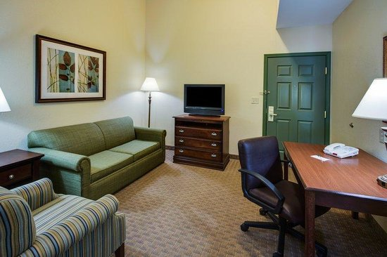 Country Inn & Suites Panama City Beach: CountryInn&Suites PanamaCityBeach  Suite