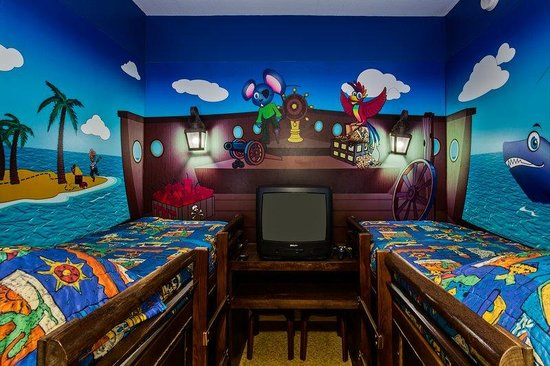 Country Inn & Suites By Carlson Orlando-Maingate at Calypso: CountryInn&Suites OrlandoMaingate   KidsSuite