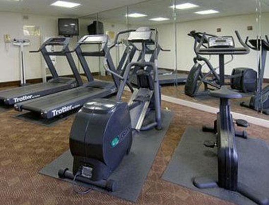 Days Inn Baton Rouge/Siegen Lane: Fitness Center