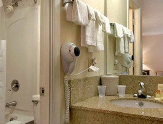 Days Inn Nashville at Opryland: Bathroom