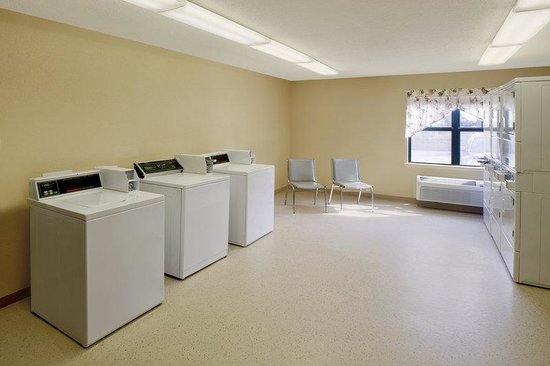 Extended Stay America - Detroit - Madison Heights: On-Premise Guest Laundry