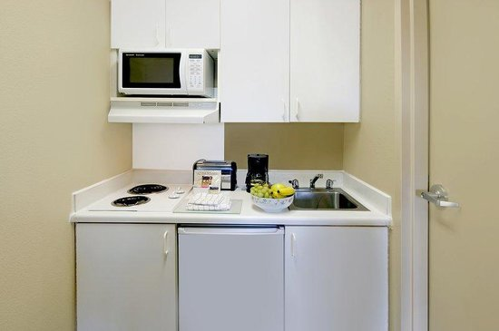Extended Stay America - Albuquerque - Airport: Fully-Equipped Kitchens