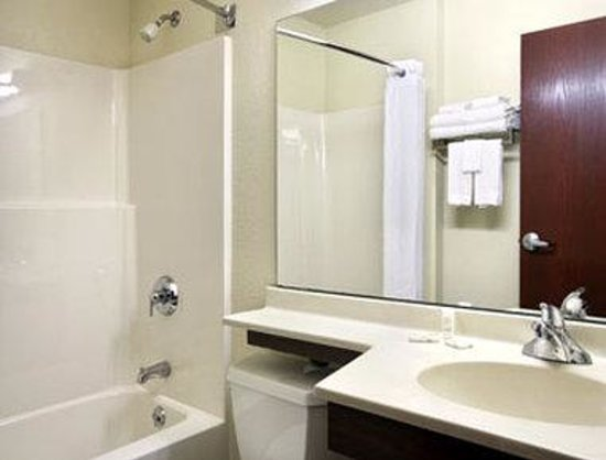 Microtel Inn & Suites by Wyndham Green Bay: Bathroom