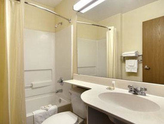 Microtel Inn &amp; Suites by Wyndham Mesquite/Dallas At I-30: Bathroom