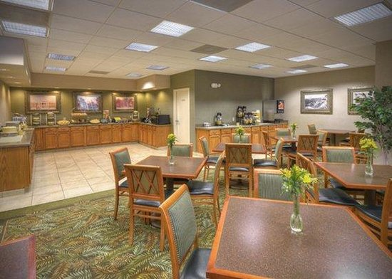Quality Inn & Suites Georgetown: Qbkfst