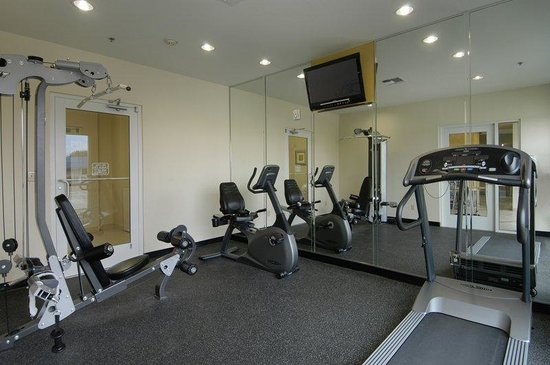 Red Roof Inn Corpus Christi: Fitness Room