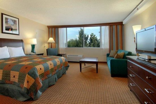 Doubletree by Hilton Hotel Denver - Stapleton North King Rm