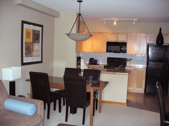 The Lodges at Canmore: Suite