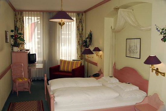 Hotel Am Josephsplatz: Triple Room