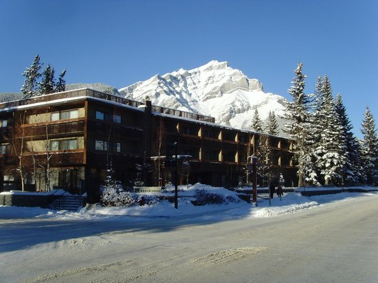 Banff Aspen Lodge Hotel