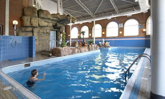 Pool View Picture Of The Regency Hotel Solihull Shirley Tripadvisor