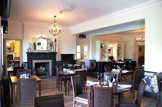 The Craiglands Hotel: Brasserie Open
