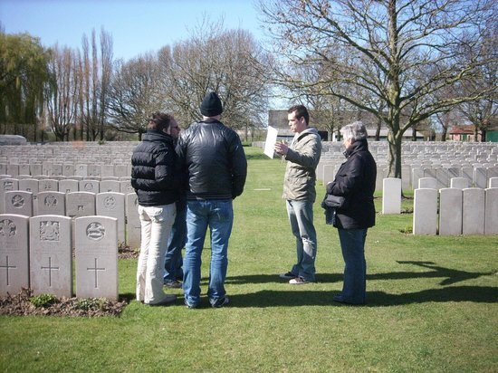Rent a Guide - Private Battlefield Tours