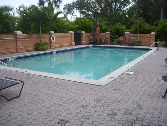 Hyatt Place Tampa Airport/Westshore: pool