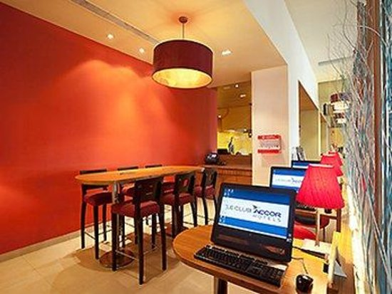 Ibis Gurgaon: Meeting Room