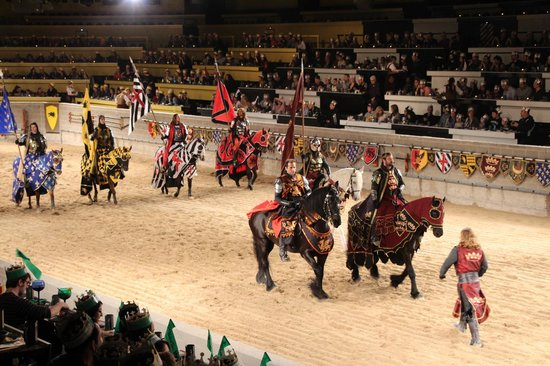 Toronto Medieval Times Hotel Packages