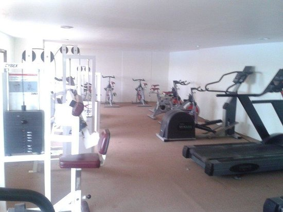 Gym picture of vits hotel pune tripadvisor