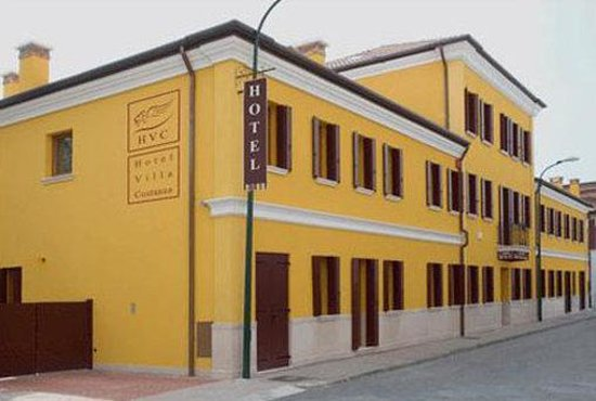 Hotel Villa Costanza: Exterior view