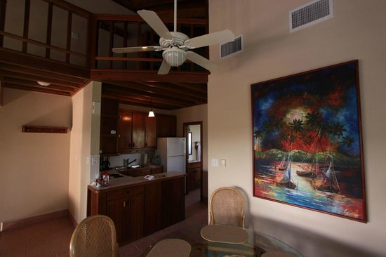 Belizean Shores Resort: Living Room