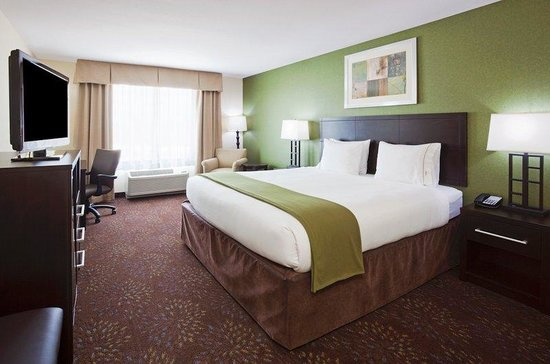 Holiday Inn Express Hotel & Suites Rochester West-Medical Center