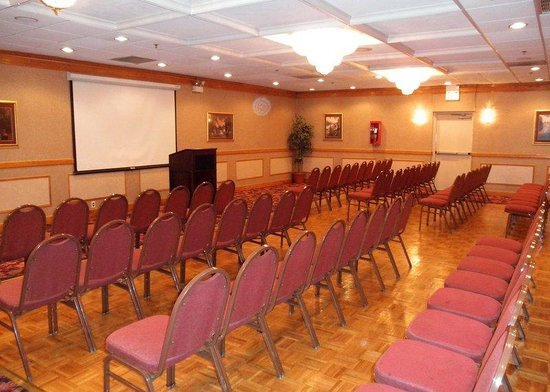 Clarion Hotel Midway Airport: Meeting Room