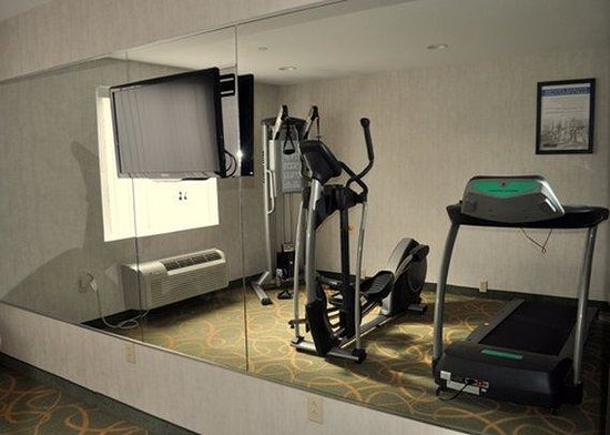 Comfort Inn: exercise room
