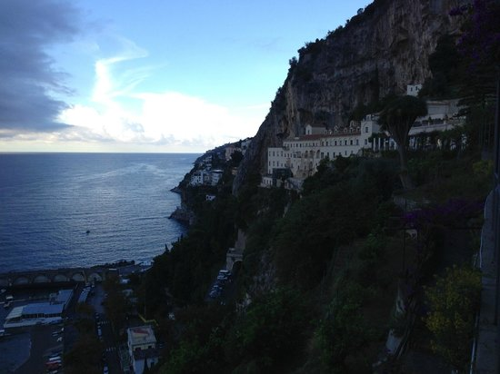 Grand Hotel Convento di Amalfi:                   This is the hotel from another view