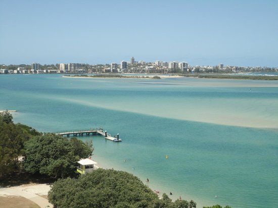 Caloundra, Australia:                                     Ocean views