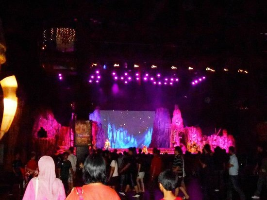 live performance - Picture of Trans Studio Bandung, Bandung