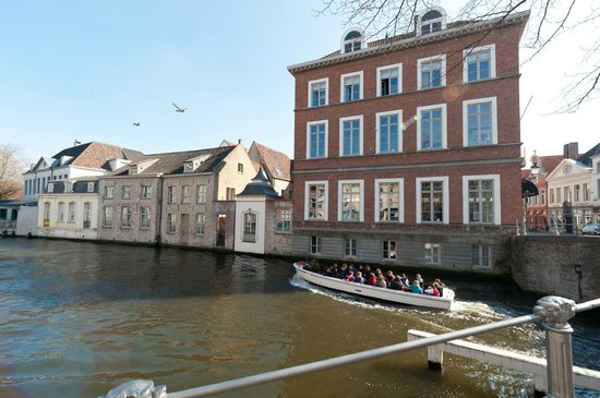 Photo of Canalview Hotel Ter Reien Brugge