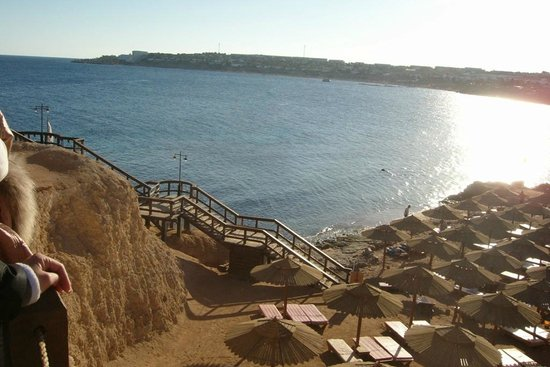 Sinai Grand Resort Valtur: spiaggia