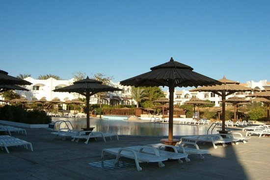 Sinai Grand Resort Valtur: piscina