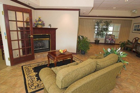 BEST WESTERN Of Wise: Lobby