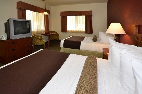 Chester, CA: Double Queen Junior Suite