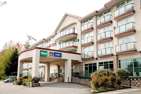 Best Western PLUS Mission City Lodge: Exterior
