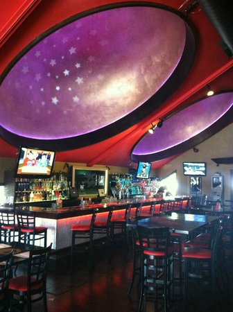 Dells Dynasty Restaurant & Lounge: Domes