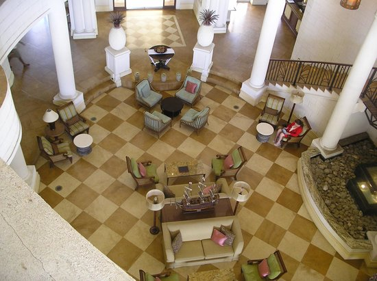 The Landings St. Lucia: Resort Lobby