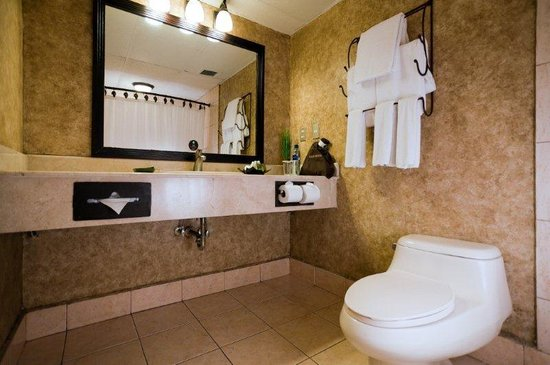 Radisson Hotel Guatemala City: Guest Bathroom