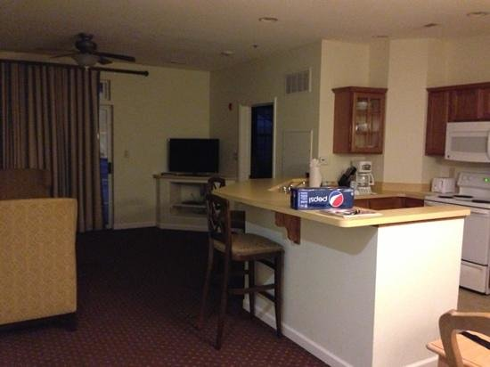 Wyndham Governor's Green:                   1 bd deluxe