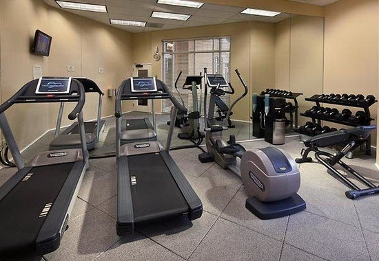 Courtyard Miami Dadeland: Fitness Center