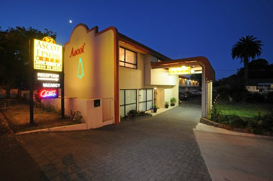Ascot Epsom Motel