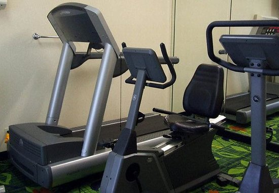 Fairfield Inn Tulsa Central: Exercise Equipment