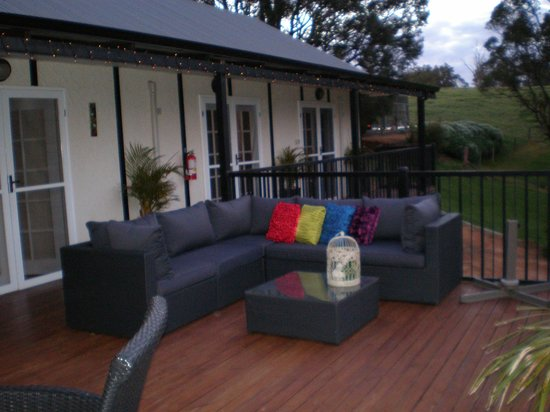 Nannup Hideaway Spa Cottages & Guest Wing Villas