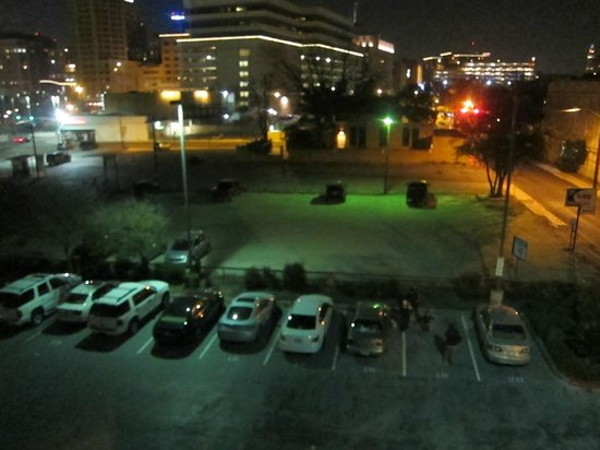 Four Points by Sheraton San Antonio Downtown: the view from the room