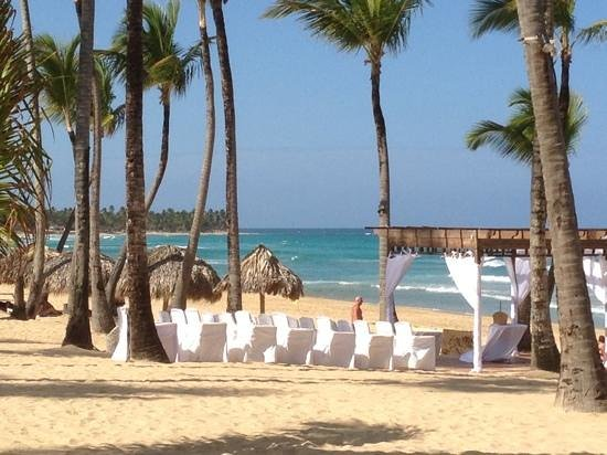 The Setting For A Destination Wedding