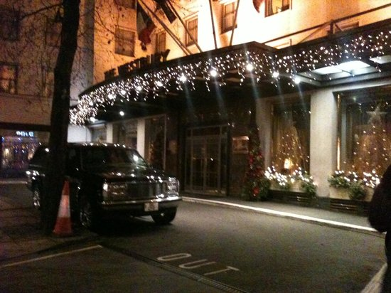 hotel westbury mayfair: